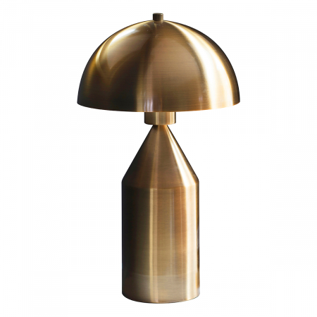 Nova Table Light in Antique Brass