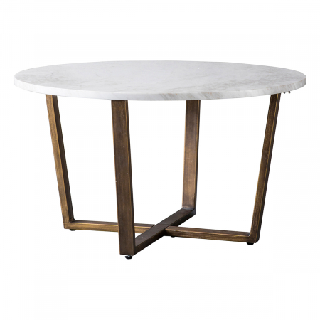 Volakas Marble Coffee Table