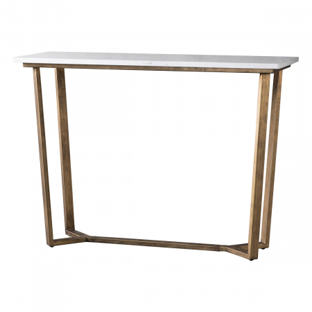 Volakas Marble Console Table