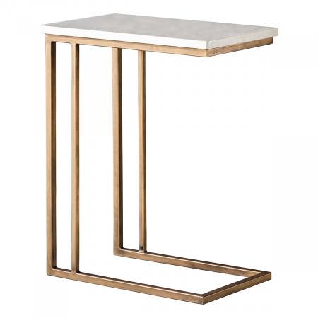 Volakas Marble Sofa Table